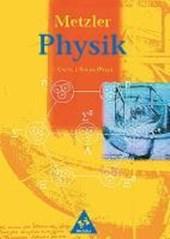 Metzler Physik (3. A.). Gesamtband