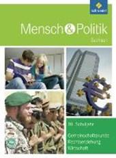 Mensch und Politik 10. Schülerband. Sachsen
