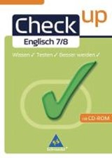 Check-up English 7/8 | auteur onbekend |