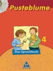 Pusteblume. Sprachbuch. 4 Mitte / Nord. RSR