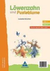 Löwenzahn und Pusteblume. Leselernbücher 1, 2,