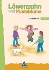 Löwenzahn und Pusteblume. Leselernbuch 2. Arbeitsheft. Neubearbeitung