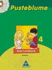 Pusteblume 4. Das Lesebuch. Schülerband. Sachsen