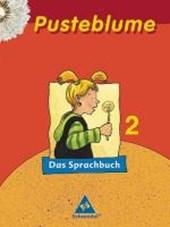 Pusteblume. Das Sprachbuch 2. Schülerband. Druckschrift. Nordrhein-Westfalen. RSR