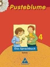 Pusteblume 4. Das Sprachbuch. Schülerband. Sachsen