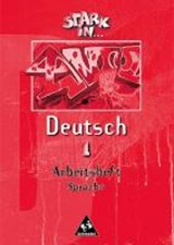 Stark in Deutsch 1. Arbeitsheft Sprache | auteur onbekend |