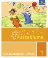 Pusteblume 1. Buchstaben-Ordner Druckschrift DS