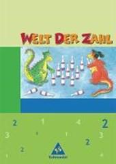 Welt der Zahl 2. Schülerband. Hessen, Rheinland-Pfalz, Saarland. Neubearbeitung