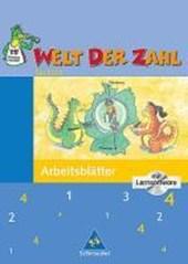 Welt der Zahl 4. Arbeitsheft mit CD-ROM. Für Sachsen