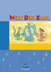 Welt der Zahl 4. Schülerband. Nordrhein-Westfalen