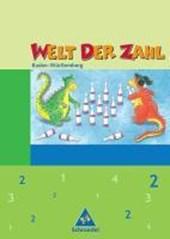 Welt der Zahl 2. Schülerband. Baden-Württemberg