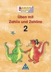 Welt der Zahl. Zahlenwerkstatt. Üben mit Zahlix und Zahline 2. Euro-Ausgabe