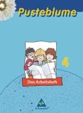 Pusteblume. Das Sachbuch 4. Arbeitsheft. Saarland. Ausgabe