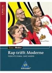 Junge Dichter und Denker: Rap trifft Moderne. Doppel-Audio-CD