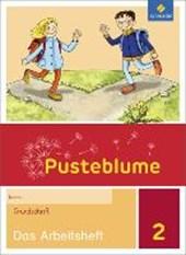 Pusteblume. Das Sprachbuch 2. Arbeitsheft. Grundschrift GS. Allgemeine Ausgabe