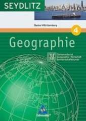 Seydlitz Geographie 4 GWG. 8. Schuljahr. Schülerband Baden Württemberg