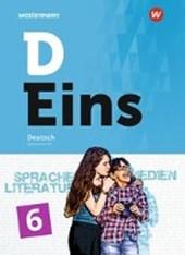 D Eins - Deutsch 6. Schülerband 5 (inkl. Medienpool). Allgemeine Ausgabe für das G8