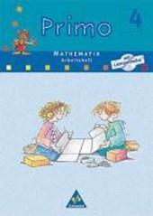 Primo Mathematik 4 Arbeitsheft. Für Bremen, Hessen, Niedersachsen, Nordrhein-Westfalen. Rheinland-Pfalz, Schleswig-Holstein