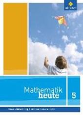 Mathematik heute 5. Schülerband. Baden-Württemberg