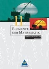 Elemente der Mathematik 11. Schülerband. Zentralabitur in Nordrhein-Westfalen