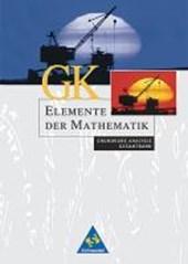 Elemente der Mathematik. Grundkurs. Gesamtband. Analysis. Rheinland-Pfalz