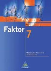 Faktor 7. Schülerband. Niedersachsen. Euro-Ausgabe
