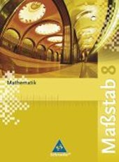 Maßstab 8. Schülerband. Mathematik Realschule. Nordrhein-Westfalen