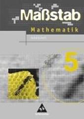 Maßstab 5. Mathematik. Arbeitsheft. Niedersachsen. Hauptschule