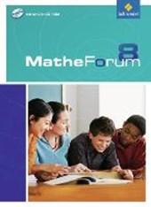 MatheForum 8. Schülerband mit CD-ROM. Nordrhein-Westfalen