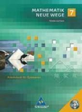 Mathematik Neue Wege 7 Arbeitsbuch für Gymnasien. Schülerband mit CD-ROM. Niedersachsen