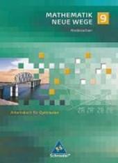 Mathematik Neue Wege 9. Arbeitsbuch für Gymnasien. Niedersachsen
