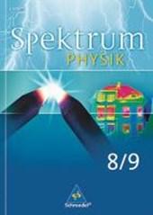 Spektrum Physik 8/9. Schülerband. Hessen