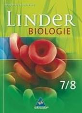 LINDER Biologie 7 / 8. Schülerband. Ausgabe für Mecklenburg-Vorpommern