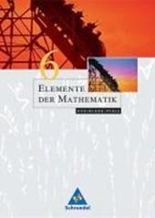 Elemente der Mathematik 6. Schülerband. Rheinland-Pfalz