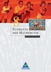 Elemente der Mathematik 8. Schülerband. Rheinland-Pfalz