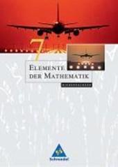 Elemente der Mathematik 7. Sekundarstufe 1. Niedersachsen