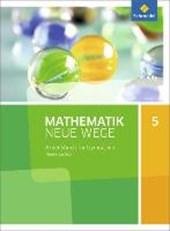 Mathematik Neue Wege SI 5. Arbeitsbuch. G9. Niedersachsen