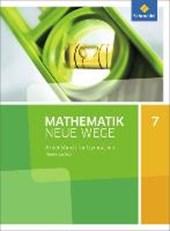 Mathematik Neue Wege SI 7. Arbeitsbuch. G9.  Niedersachsen