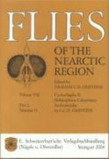 Flies of the Nearctic Region / Cyclorrhapha II (Schizophora: Calyptratae) / Anthomyiidae | Graham C Griffith |