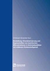 Einstellung, Charakterisierung und Eigenschaften von bainitischen Mikrostrukturen in Schmiedestählen mit mittlerem Kohlenstoffgehalt.