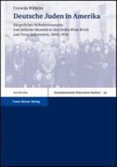Deutsche Juden in Amerika