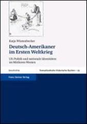 Deutsch-Amerikaner im Ersten Weltkrieg