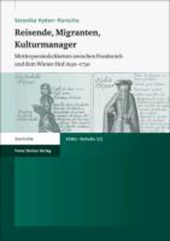 Reisende, Migranten, Kulturmanager