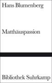 Matthäuspassion