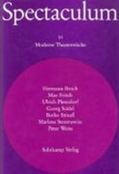 Sieben moderne Theaterstücke