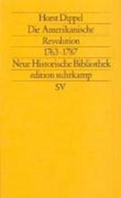 Die Amerikanische Revolution 1763 -