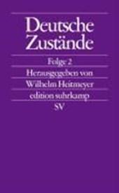 Deutsche Zustände. Folge