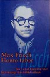 Homo faber. Mit Materialien