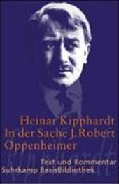 In der Sache J. Robert Oppenheimer - Schauspiel