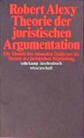 Theorie der juristischen Argumentation